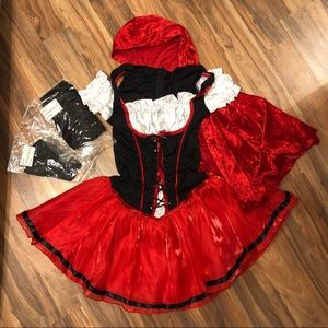 Dresses & Skirts - Little Red Riding Hood Costume
